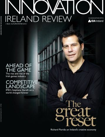The IRELAND REVIEW - IDA Ireland