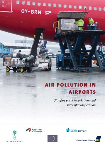 Air pollution in airports