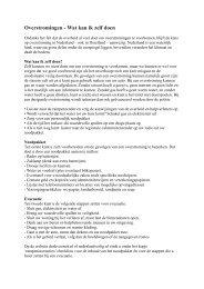 Overstromingen - Wat kan ik zelf doen - Veiligheidsregio IJsselland
