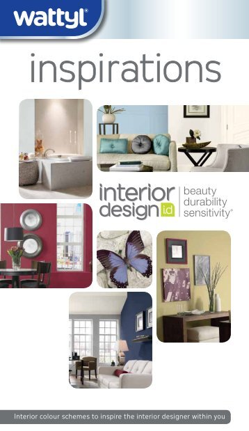 Interior colour schemes to inspire the interior designer within ... - Wattyl