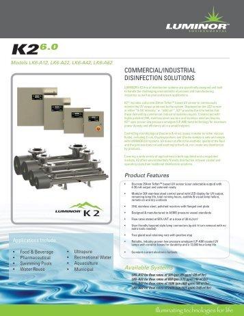 K2 6.0 Series - SALAM Enterprises