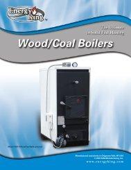 ENERGY KING Wood/Coal Boilers - Sacandaga Stove and Chimney