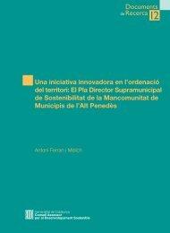 Documents Recerca - Generalitat de Catalunya
