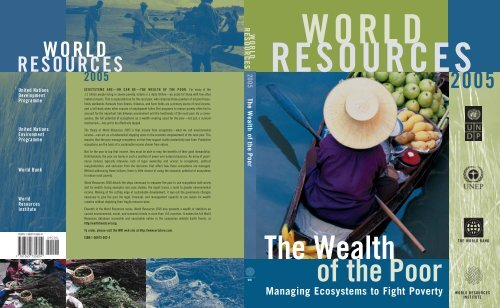 jp8589 WRI.qxd - World Resources Institute