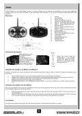 Bedienungsanleitung Merlin TRACER 60 RTF 2.4Ghz Hubschrauber - Seite 4
