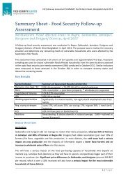 North-West Floods_Summary_June 2013.pdf - Food Security Clusters