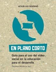 En Plano Corto - Coordinadora de ONG para el Desarrollo, Congde