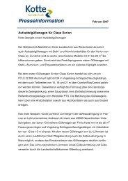 Aufsattelgüllewagen für Claas Xerion - Land24