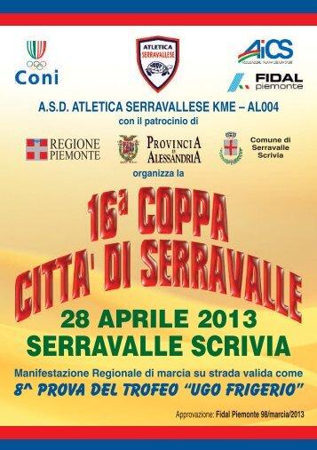 Comune di Serravalle Scrivia