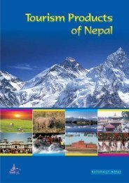 Download Tourism Products of Nepal()