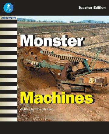 L23 TE Monster Machines