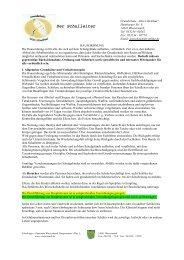 Hausordnung ab Mai 2012 - Grundschule