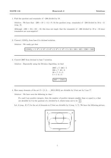 Difference Quotient (DQ) Worksheet Example: Find the DQ of Step 1 ...