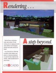 Velocity Brochure 1989