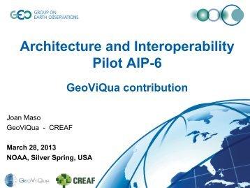 GCI Research - OGC Network