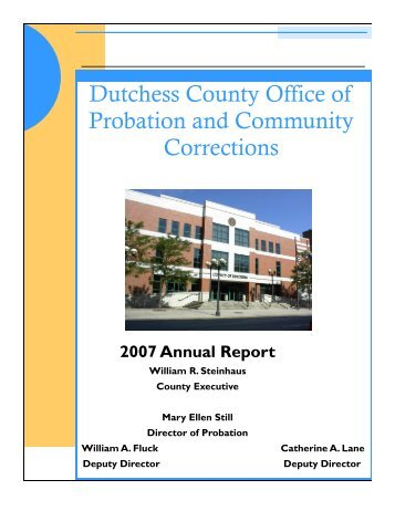 Dutchess County Office of Probation and Community Corrections