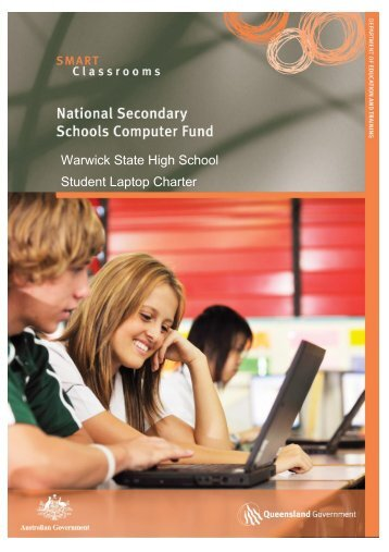 Warwick State High School Student Laptop Charter