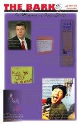 In Memory of Kyle Stoltz - Grant Community High School
