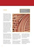 Měděné trubky a tvarovky v systémech zásobování ... - MedPortal - Page 4