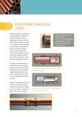 Měděné trubky a tvarovky v systémech zásobování ... - MedPortal - Page 7