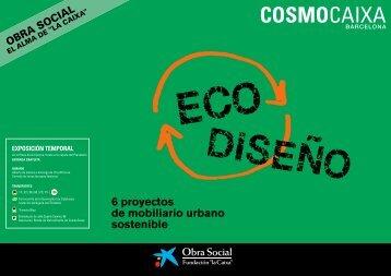 6 proyectos de mobiliario urbano sostenible