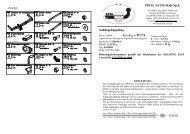 Anhängekupplung Katalog nr P17A = D [kN] PPUH AUTO-HAK Sp.J.