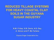 Reduced Tillage Systems for Heavy Coastal Clay Soils in the ...