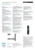 42PFL6067T/12 Philips Smart LED-TV, jossa Ambilight Spectra 2 ja ... - Page 3