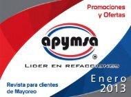 Promociones - Apymsa