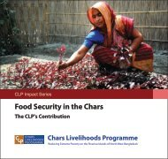 Food security - The Chars Livelihoods Programme