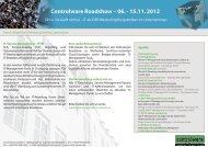 Controlware Roadshow – 06. - 15.11. 2012 - ManageEngine