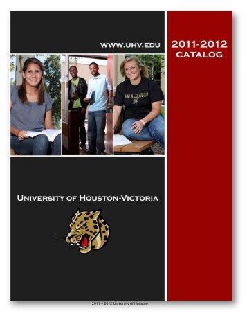 2011 - 2012 - University of Houston-Victoria