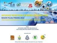 APLIKASI PEMETAAN JENAYAH (POLGIS-PEN) - Malaysia Geoportal