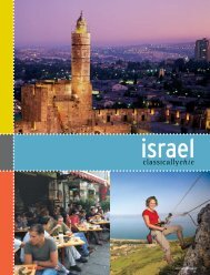Israel - Travel Weekly