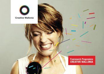 CREATIVE WALLONIA - Invest in wallonia