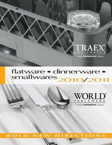 Traex Foodservice Catalog