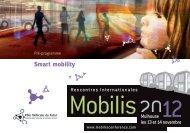 Mobilis 2012 - Pôle Véhicule du Futur