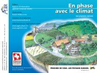 En phase avec le climat En phase avec le climat - Nomad Systems