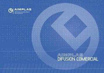 DIFUSIÓN COMERCIAL - Aimplas