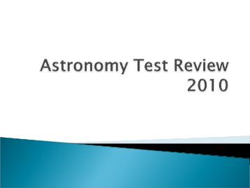 astronomy test review Grade 9 astronomy unit grade 9 science review pages grade 9 science review pages will find some review packages for the upcoming exam snc1d exam reviewdocx.