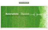 MZK_Materialliste_Ölpastell - GEGENSTRICH - Atelier für Gestaltung