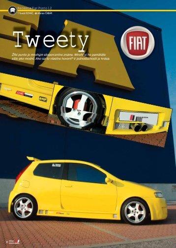 Recenzia Fiat Punto 1,2 - AutoTuning.sk