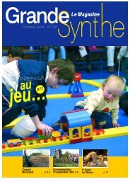 septembre 2004.pdf - Ville de Grande-Synthe