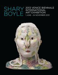 SHARY BOYLE - National Gallery of Canada