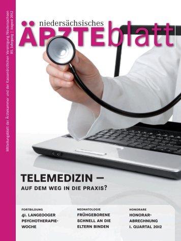 telemedizin – - Hannoversche Ärzte-Verlags-Union