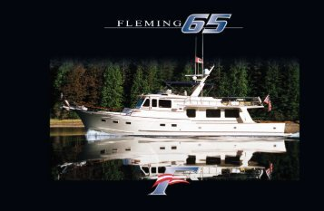 Download Brochure - Chuck Hovey Yachts