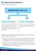 Krajowa Spółka Cukrowa S.A. - PKO BP SA BDM - Page 2