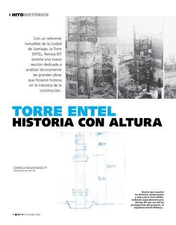 TORRE ENTEL - Biblioteca