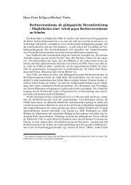 Bildungsarbeit gegen Rechtsextremismus - Mobile Beratung gegen ...