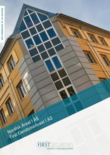 Rapport pr. 30. september 2008 - Swedbank